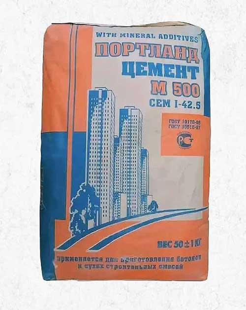 м-500 цемент