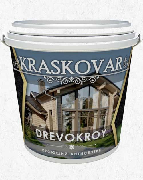 Антисептик кроющий Kraskovar