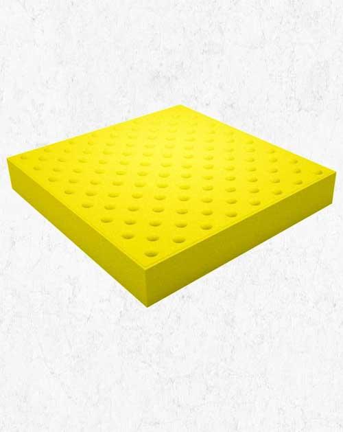 Тактильная плитка (Конус) 30х30х5 см