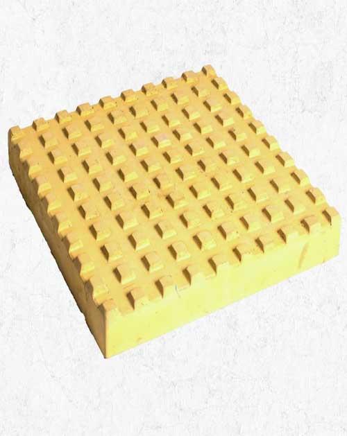 Тактильная плитка (Квадрат) 50х50х5 см