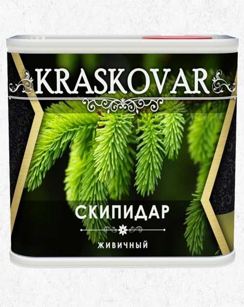Скипидар Живичный Kraskovar